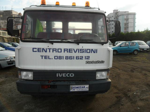 Iveco Trucks-Lkw Iveco-Fiat 109 CTG N2